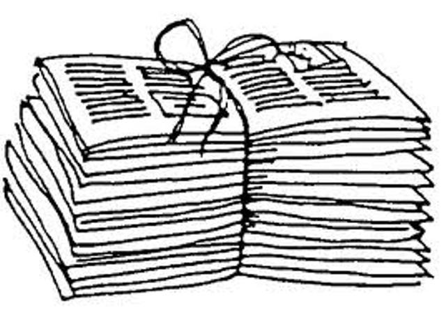 Sběrový týden je tady – sbírejte papír