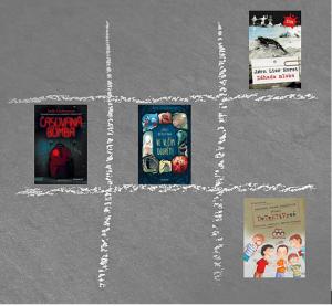 Detektivky, thrillery, napětí