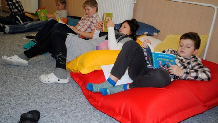 Chcete vědět, co a proč rádi čtou naši žáci?