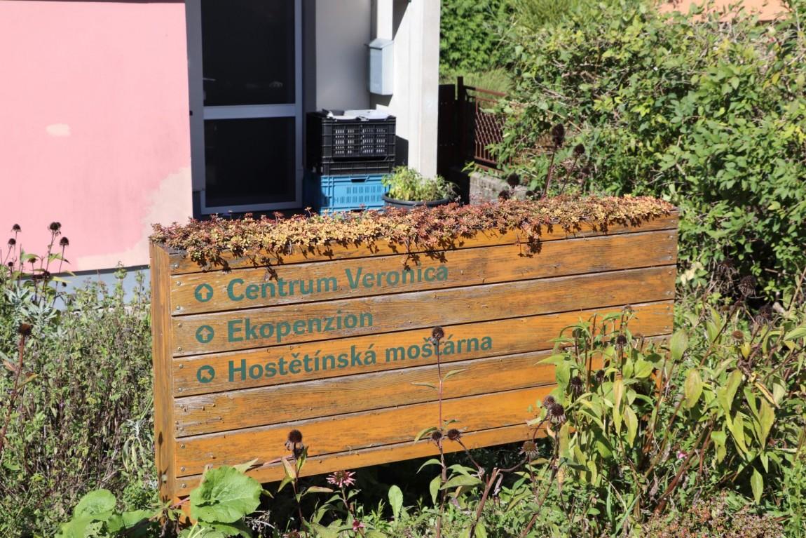 Byli jsme se inspirovat vekologickém centru vHostětíně
