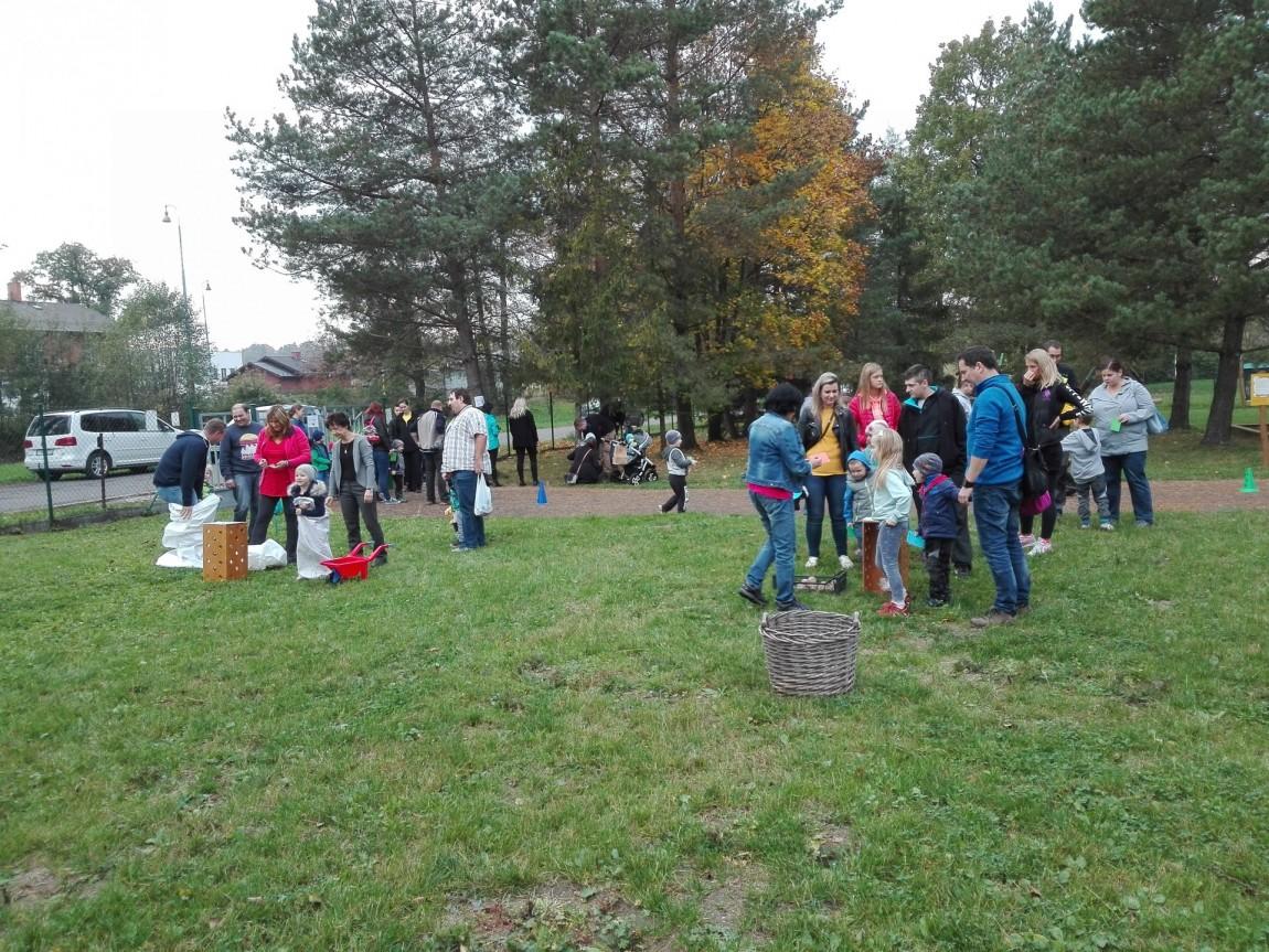 Podzimní hrátky aneb uspávání zahrady – galerie