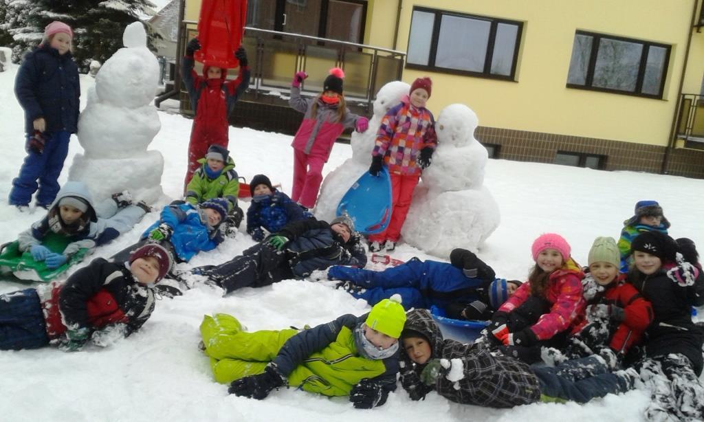 Šikulové na velkém lednovém bobování