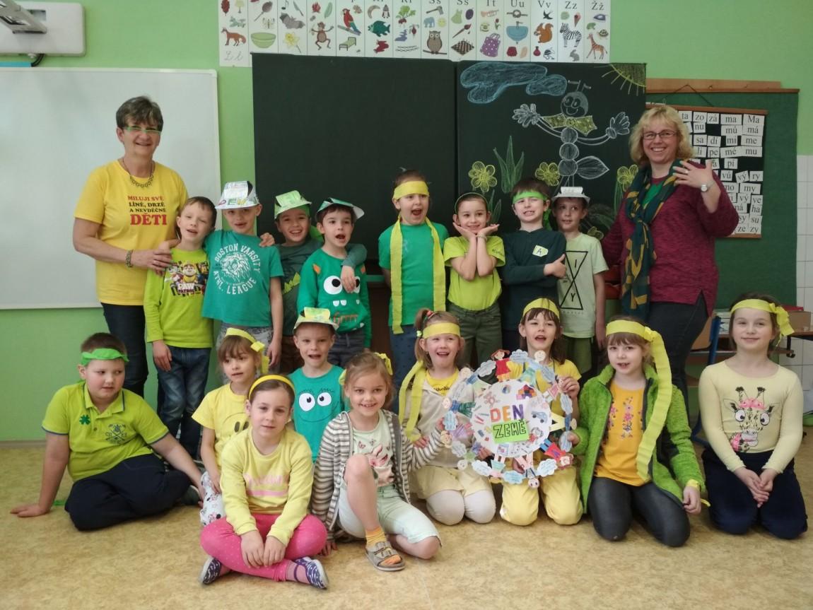 Výsledky zeleno-žluté soutěže