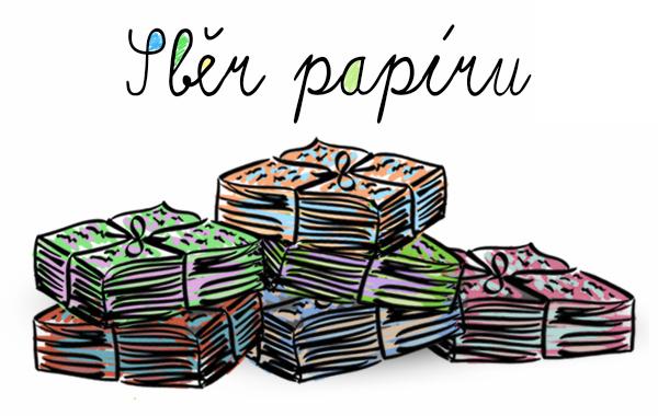Sbírejte s námi papír!