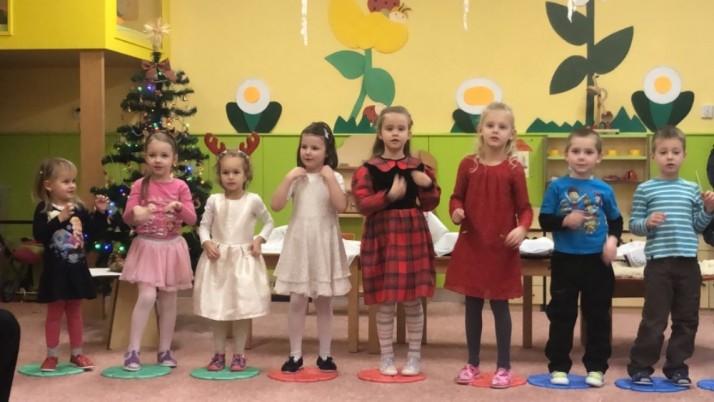 Vánoční slavnost u Berušek