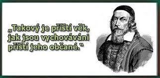 """""""Hodina Komenského"""" vostravském Divadle loutek"""