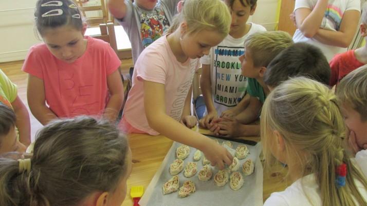 Provoz školní družiny o prázdninách