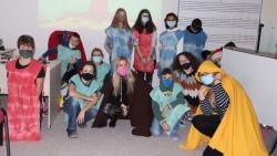 Žáci šesté třídy zachraňovali planetu