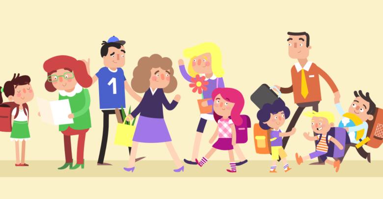 Schůzky s rodiči budoucích žáků